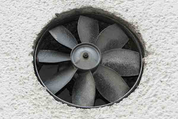 Exhaust Fan Ventilation