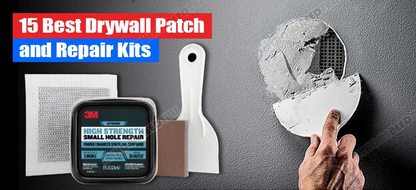 Best Drywall Patch Repair Kit