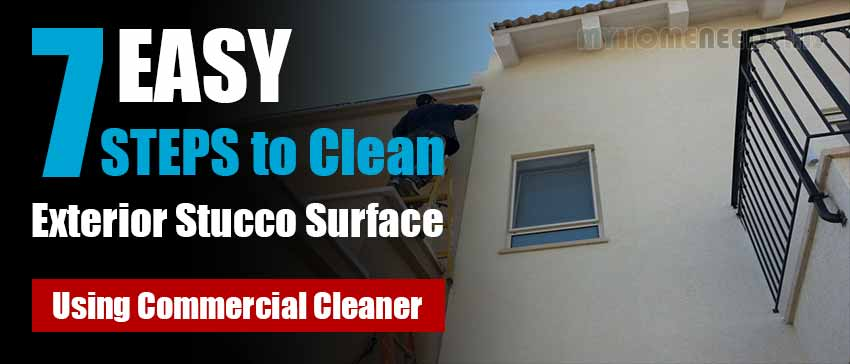 How to Clean Exterior Stucco Surface